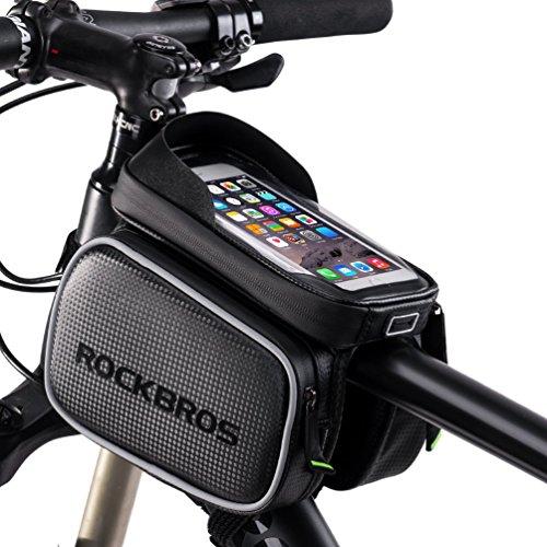 Sac TOPEAK Bikepacking midloader Mid Mount 6.0 L Noir