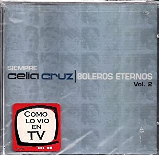 Boleros Eternos 2 by Celia Cruz