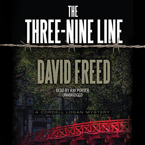 The Three-Nine Line audiobook cover art