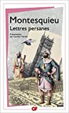 Lettres persanes - Flammarion - 20/08/2011