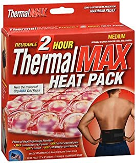 Themacare Reusable 2 Hour Heat Medium Pack, 1.6 Pound