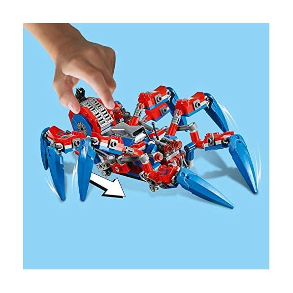 LEGO-Super-Heroes-Crawler-di-Spider-Man-76114