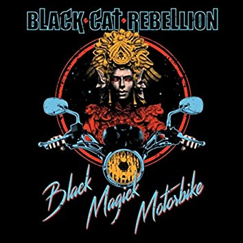 Black Magick Motorbike
