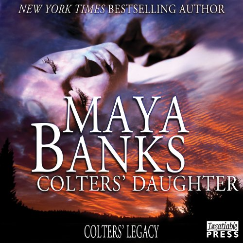 Colters' Daughter audiobook cover art