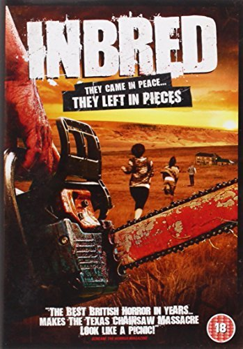 Inbred (2011) ( In bred ) [ NON-USA FORMAT, PAL, Reg.2 Import - United Kingdom ] by Jo Hartley