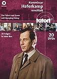 Tatort - Kommissar Haferkamp / Komplett-BOX [20 DVDs]