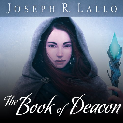 The Book of Deacon audiobook cover art
