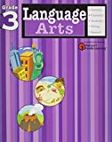Language Arts: Grade 3 (Flash Kids Harcourt Family Learning)