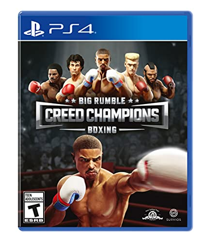 Big Rumble Boxing: Creed Champions for PlayStation 4 [USA]