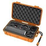 Smatree wasserdichte Tragetasche Kompatibel mit DJI Osmo Pocket 2 / Osmo Pocket 1, Koffer für Osmo Pocket - Gelb