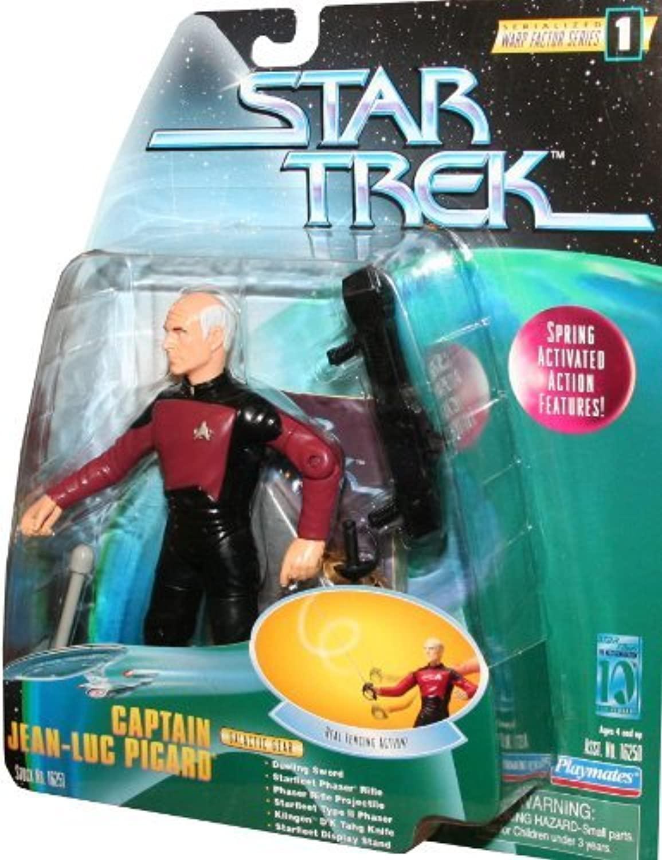 Captain Picard by Star Trek