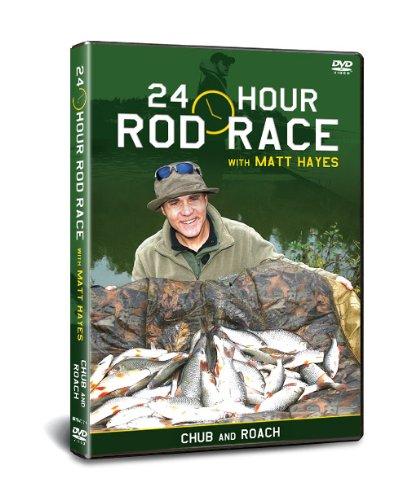 24 Hour Rod Race with Matt Hayes - Chub and Roach