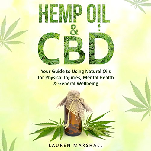 Page de couverture de Hemp Oil & CBD