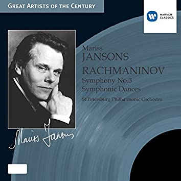 Rachmaninov:Symphony No.3, Op.44 & Symphonic Dances, Op.45