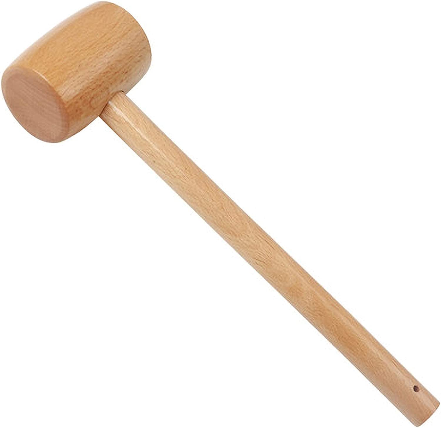 New product!! TYUXINSD Easy to use Hammer Small Arlington Mall Multi-Pur Wooden Mallet