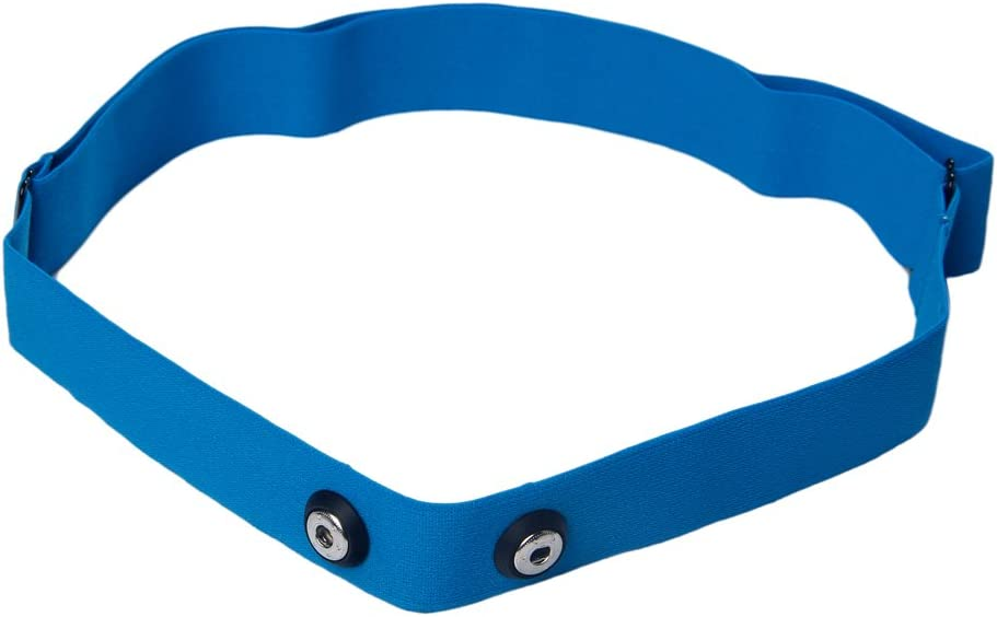 Fascia per cintura toracica per Garmin Wahoo Polar Sport cardiofrequenzimetro winwill