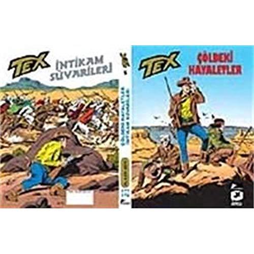 Tex Klasik Seri 5: Cöldeki Hayaletler - Intikam Süvarileri