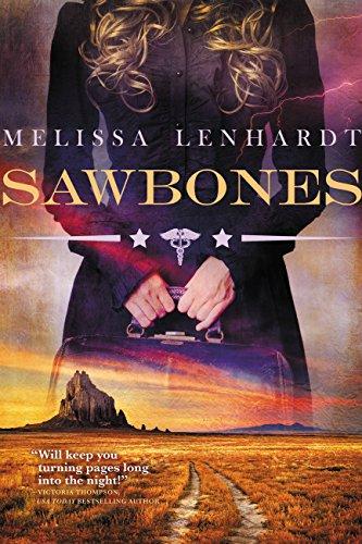 Sawbones by [Melissa Lenhardt]