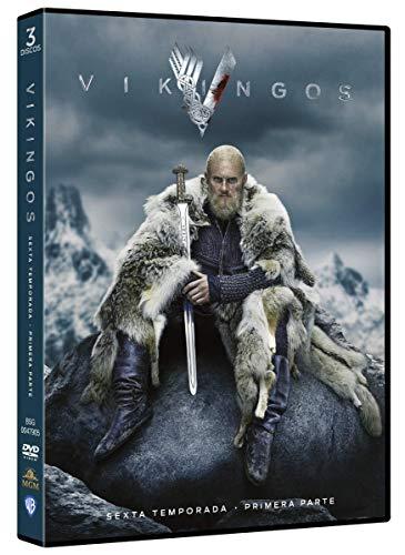 Vikingos - Temporada 6: Primera parte [DVD] (DVD)