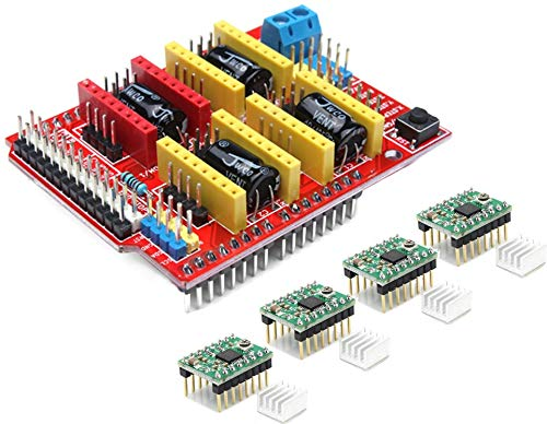 Arduino Uno Cnc Shield arduino uno  Marca TECNOIOT