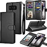 Tekcoo Compatible for Galaxy Note 8 Wallet Case/Samsung Galaxy...
