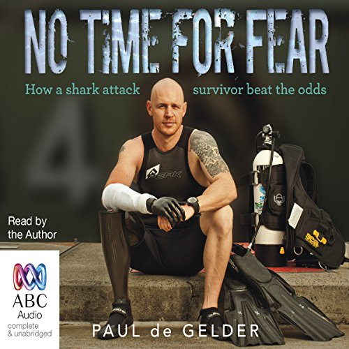 No Time for Fear cover art