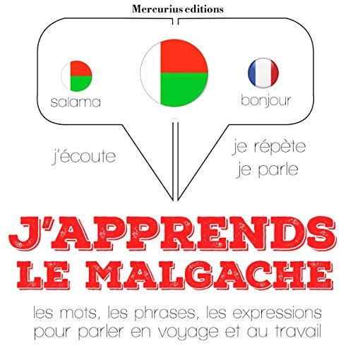 Couverture de J'apprends le malgache