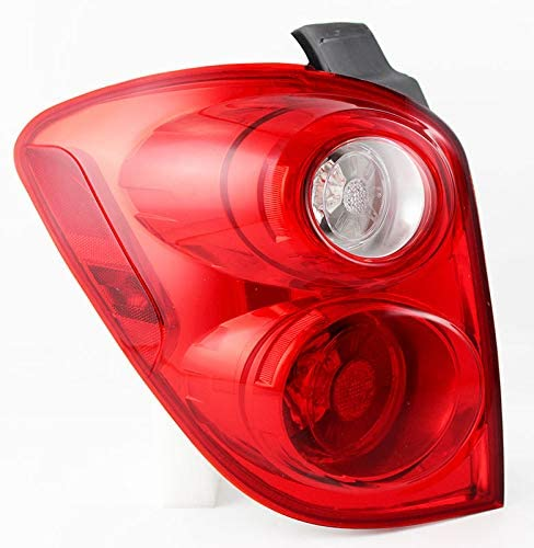 JP Auto Outer お値打ち価格で Tail Light Compatible Chevy With Equinox Chevrolet 年末年始大決算