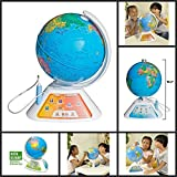 Oregon Scientific Smart Globe Discovery Educational World Geography Kids - Learning Toy