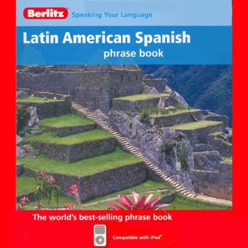 Latin American Spanish audiobook cover art