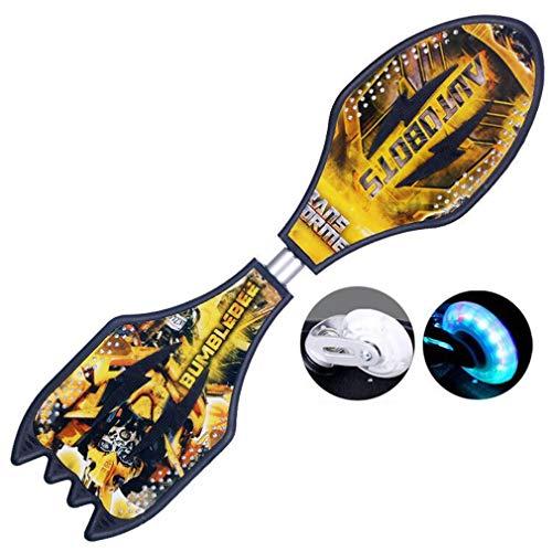 Love your life RipStik Caster Boards 32-Zoll-Rocket Vorstand-Bat Hornet Flash-Muster