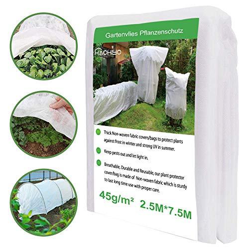 Winterschutz Pflanzen Frostschutz