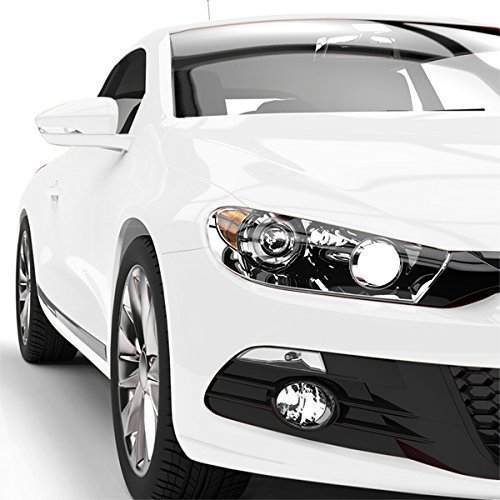 Car wrapping folie 970RA - glanzend - 010 wit- 152 cm - bubbelvrij beplakken 4 Meter wit