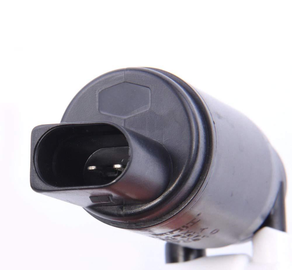Amzparts motor de bomba de agua para limpiaparabrisas para VW Golf Rabbit Passat Audi S4 S6 Q7 1J6955651 1T0955651A 1K6955651: Amazon.es: Coche y moto