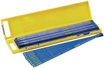 Stanley 2-15-558 - Pack de 5 hojas de sierra bimaterial 300mm/24T