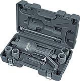 KS Tools 516.1180 Assortimento Con Moltiplicatore Di Forza, 7 pz.