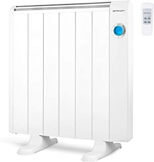 comprar comparacion Orbegozo RRE 1010 A Emisor Térmico Bajo Consumo, 6 Elementos de Calor, Pantalla Digital LCD, Mando a Distancia, Funcionami...