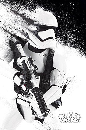 empireposter Star Wars - Episode VII - Das Erwachen der Macht EP7 Stormtrooper - Poster Plakat - Größe 61x91,5 cm