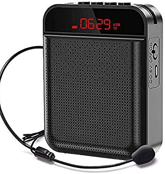 Voice Amplifier Portable Bluetooth 4000mAh Rechargeable Speaker