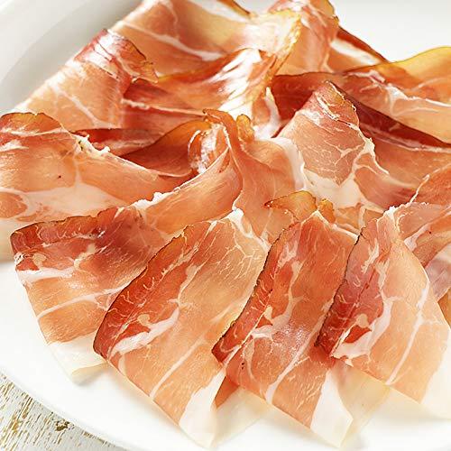 ミートガイ 燻製生ハム スライス シンケンシュペック 80g Austrian Smoked Pork SCHINKENSPECK Ham Slices