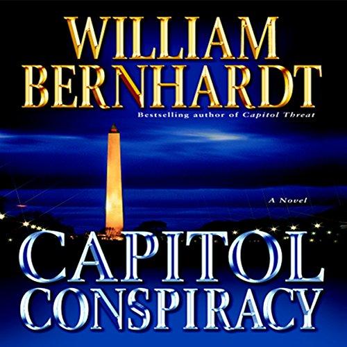 Capitol Conspiracy audiobook cover art