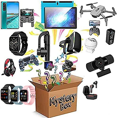 Regalo Misterioso,caja De Misterio Los Últimos Relojes Inteligentes, Teléfonos Móviles, Drones,etc.todo Lo Posible,todos Los Artículos Nuevos,regalos Sorpresa