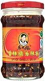Salsa, aceite de Chile 210g China - Pack de 6 piezas