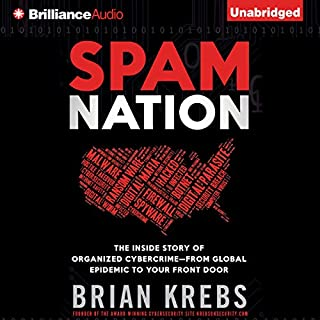 Spam Nation cover art