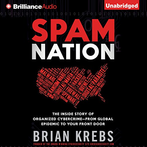 Couverture de Spam Nation