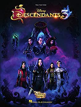Descendants 3 Songbook  Music from the Disney Channel Original Movie