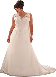 Best affordable plus size bridal gowns Reviews