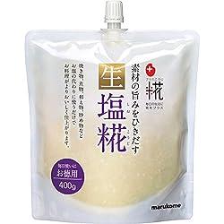 マルコメプラス糀生塩糀 400g