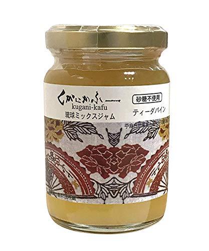 くがにかふージャム ティダパイン 120g×24本 沖縄特産販売 砂糖不使用低糖度