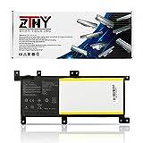 ZTHY 38Wh C21N1509 Laptop Battery Replacement for ASUS A556 A556U X556U X556UA X556UB X556UF X556UJ X556UQ X556UR X556UV K556 K556U Vivobook F556 F556U XO015T XO076T Series Notebook C21PQ9H 7.6V